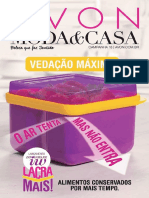 Folheto Avon Moda&Casa - 18/2017