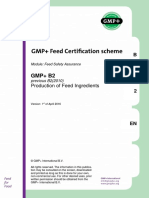 2. Gmp b2 en 20160401 Production of Feed Ingredients