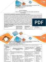 Guía de Actividades y Rúbrica de Evaluación Unidad 2 - Fase 3 - Plantear Hipótesis Sobre Las Causas Posibles Del Problema (1)
