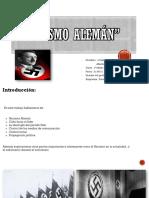 Nacismo Aleman Mony