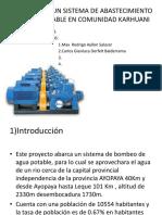 PROYECTO DE UN SISTEMA DE ABASTECIMIENTO DE AGUA.pptx.pptx