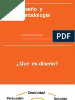 Diseño y Metodología A