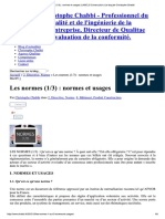 3) _ Normes Et Usages _ L..