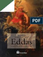 Sturluson Snorri Y Saemund El Sabio - Leyendas De Los Dioses Del Norte - Eddas.pdf