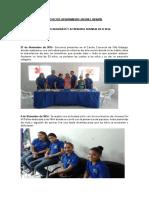 Proyecto y Actividades Aji