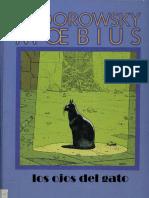 Jodorowsky Alejandro Y Moebius - Los Ojos Del Gato.pdf