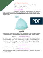 Secc 14.2, Integrales Dobles y Volumen