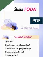 03.-Construcción de Un FODA