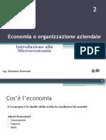 2. Introduzione Alla Microeconomia