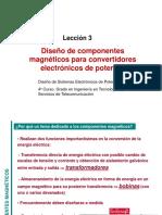 Diseño de circuitos de potencia - Magnetic Os