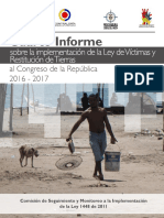 Cuarto Informe Comisión de Seguimiento