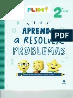 PLIM- 2º Ano - Aprendo a Resolver Problemas