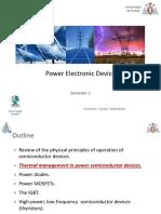 Diseño de circuitos de potencia - Thermal
