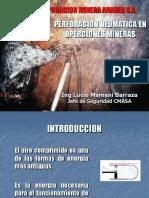 Perforacion Neumatica en Operaciones Mineras-perfomex