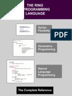 The Ring programming language version 1.5 book - Part 1 of 180
