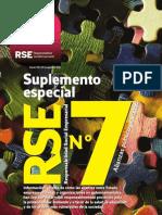 Suplemento Responsabilidad Social Empresarial (RSE) El Financiero