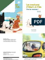 Albert Et Folio Vive Les Vacances