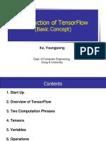 TensorFlow Basic Concept Ko