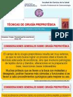 Tecnicas de Cirugia Preprotesica