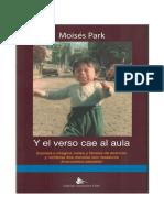 El Verso Cae Al Aula Moises Park Amanuense