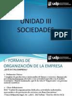 Derecho de La Empresa - Unidad III Sociedades (Completo)