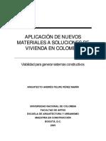 Aplicacion de nuevos materiales a soluciones de vivienda en colombia.pdf