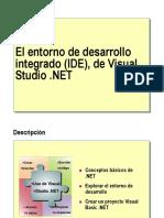 Entorno de Visual Basic .Net