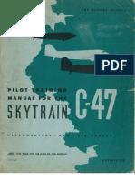 AAF Manual 51-129-2 - Pilot Training Manual for the C-47