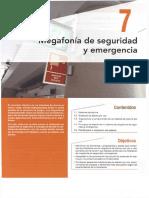 Tema 7-Megafonia de Seguridad y Emerg.