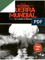 Segunda Guerra Mundial Un Mundo en Llamas - La Gran Explosion - Tomo 12