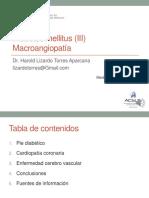 Macroangiopatia Diabetica