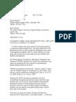 Official NASA Communication 01-226