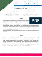 Tecnologia de Apoyo Para La Metodologia de Enseñanza. Porto