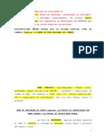 Modelo Petição 3g - velocidade limitada doc