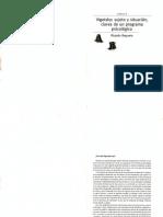 Baquero (2012) Vigotsky, Sujeto y Situacion, Claves de Un Programa Psicológico