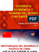 Inevitabilidad Del Desarrollo Pacífico de China 2017