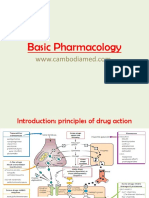 Basic Pharmacology