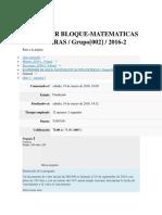 quiz 1 matematicas financieras