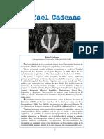 Rafael Cadenas Dossier_Abril de 2016_JCCH