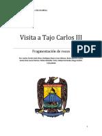 Visita a Tajo Carlos II1