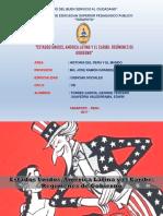 ESTADOS UNIDOS, AMERICA LATINA Y EL CARIBE REGIMINES DE GOBIERNO