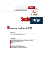Manuales_Adobe Acrobat XI_Sesión 3 Adobe Acrobat XI Pro