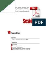 Manuales_Adobe Acrobat XI_Sesión 4 Adobe Acrobat XI Pro