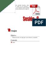 Manuales_Adobe Acrobat XI_Sesión 6 Adobe Acrobat XI Pro