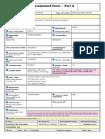 Unit 5 Risk Assessment