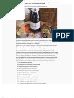 Espumante Brasileiro é Eleito Quinto Melhor Vinho Do Mundo Por Associação Internacional _ Rio Grande Do Sul _ G1