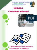 consultoria industrial