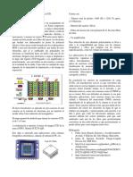 Sensores de Acoplamiento de Carga CCD