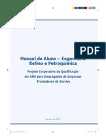 Manual Do Aluno – Engenharia Refino e Petroquímica