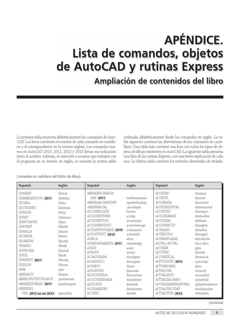 todos los comandos de autocad ingles y español.pdf
